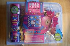 Hello Kitty Tape it Up Kit - Tape Gun Duct Tape Gemstones Designer Tape