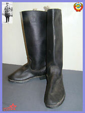 RARE Sz.44 SOVIET RUSSIAN MILITARY HIGH BOOTS OF RED ARMY WAR IN AFGANISTAN