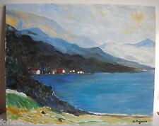 Quadro olio su tela  - Frigerio Bruno - 2000 - Cm. 50 x 40  -