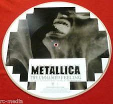 "Metallica - The Unnamed Feeling - Original UK 12"" Picture Disc / Vinyl Record"