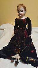 "21"" tall Antique Doll ""C 5 DEP"" 1880s+ (French or German)"