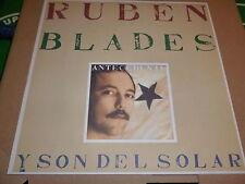 Ruben Blades Y Son Del Solar / Antecedente VINYL