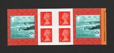GB 2014 GLASGOW 2014 COMMONWEALTH GAMES STAMP BOOKLET