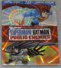 Superman/Batman: Public Enemies - Special Edition - Blu-ray - BRAND NEW & SEALED