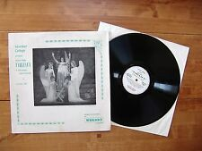 """LP PRIVATE WELSBY LIVERPOOL """"Lowther College Presents Music From Tableaux"""" 1962"""