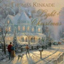 The Light of Christmas - NEW - 9780740727054 by Kinkade, Thomas