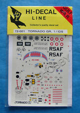 Hi-Decal 1/72 Panavia Tornado GR.1 / IDS Decal