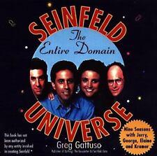 The Seinfeld Universe: The Entire Domain Gattuso, Greg Paperback