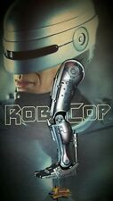 1/6 Hot Toys Robocop Left Leg MMS10 US Seller