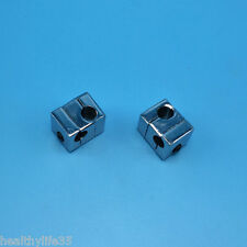2pcs/lot Lab Square Cross Clip Bosshead Clamp for Retort Stand