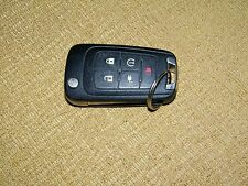 Preowned 4 Button VW Volkswagen Key FOb 5k0.837.202 ae 010180t