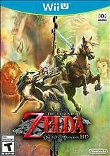Nintendo Wii U Legend of Zelda Twilight Princess HD *~In Hand~* GAME ONLY