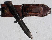 Wartime Blade Marked CAMILLUS Pilot Survival Knife