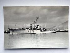 Nave ship Marina Militare FLORA 1957 foto Fraccaroli