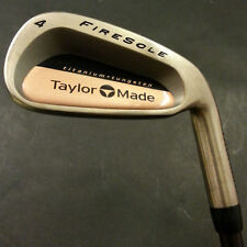 "TaylorMade Firesole 6 Iron, Bubble Shaft S-90 Graphite, 40 1/8"" , Right Handed"