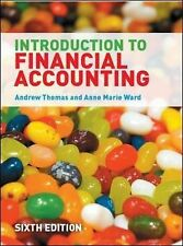 An Introduction to Financial Accounting by Anne Marie Ward, Andrew Thomas...
