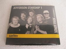 JEFFERSON STARSHIP 1 Vinoy Park, St. Petersburg, FL (2003) CD DIGIPACK NUOVO