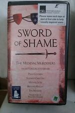 Sword of Shame by The Medieval Murderers: Unabridged Cassette Audiobook (TT1)
