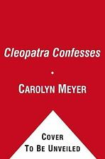 Cleopatra Confesses (Paula Wiseman Books)-ExLibrary