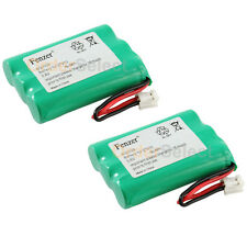 2x Cordless Home Phone Battery Pack for Sanik 3SN-AAA60H-S-J1 3SN-AAA55H-S-J1
