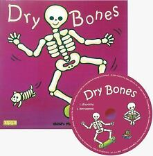 Classic Books with Holes US Soft Cover with CD: Dry Bones W/ (2009, CD /...