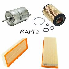 Tune Up Kit Air Paper Filter Oil Fuel Filters for Mercedes-Benz G500 2002-2003
