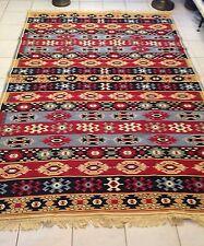 Kelim kilim teppich orientteppich carpet neu beideseitig nutzbar waschbar kilim