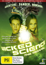 Wicked Science - Telemovie NEW PAL Kids DVD Australia