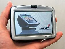"NEW TomTom GO 510 Portable Car GPS Set US/Canada Maps 4"" LCD tom navigator home"