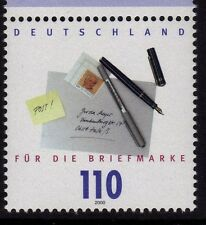 Germany 2000 Stamp Day SG 3016 MNH