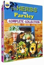 The herbs and the adventures of parsley complete collection.new