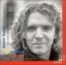 O Sweet Love: Songs by Dowland & Byrd, New Music
