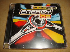 ENERGY 08 : The Dancefloor Hits  (LAURENT WOLF YVES LAROCK DAVID GUETTA MOBY)