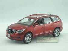 1/32 GAINCORP Buick Enclave Red pull back car Toy Metal Diecast Light&Sound