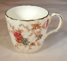 MINTON CHINA ANCESTRAL DEMITASSE or AFTER DINNER CUP MADE IN ENGLAND!
