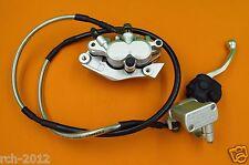 Front brake assembly caliper master cylinder for Honda XR650R XR 650R 2000-2007