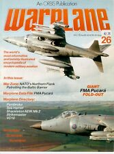 WARPLANE 26 FMA IA-58 PUCARA ARGENTINA FALKLANDS WAR 1982 / GERMAN NAVY MARINEFL