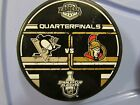 2010 Stanley Cup Playoffs Dueling Puck Pittsburgh Penguins / Ottawa Senators