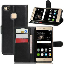 QW Wallet Holder Leather Pouch Case Cover For Huawai Ascend P9 Lite