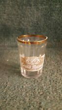 Grand Marnier Vintage Retro Shot Glass.