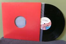 """Pad Anthony/Papa Richie """"Love Go Away/Stop Boutha"""" 12"""" Orig VG+"""