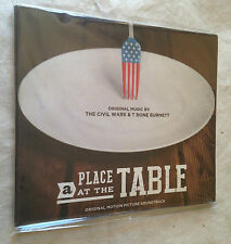 THE CIVIL WARS & T BONE BURNETT A PLACE AT THE TABLE 2013 ROCK