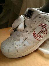 Adidas styled Phat Farm trainers/ Sneakers in white* and red