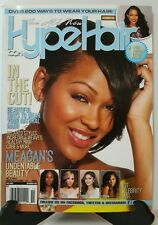 Hype Hair Relaxed Styles Celebrity Cuts Meagan Good Nov 2015 FREE SHIPPING JB