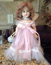 Effanbee's Little Lady Composition Doll