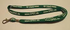 GPEC Messe für Polizei Ausrüstung Schlüsselband Lanyard NEU (T126)