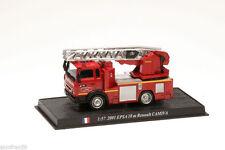 Camion sapeurs pompiers Diecast 2001 EPAS CAMIVA 1:57 Delprado Feuerwehr CBO073