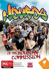 HOUSOS Of The Housing Commission (Season 1) : NEW DVD