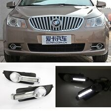 LED Daytime Running Light Lamp DRL For Buick LaCrosse 1:1 Replace (2010~2013)