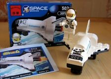 Mini Space Shuttle Enlighten Building Block Set,3D Construction Brick Toys